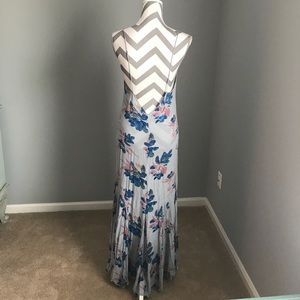 Free People Low Back Maxi